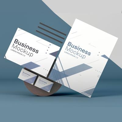 Diseño de branding pack personalizado