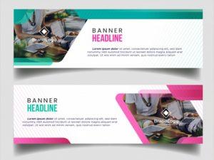 Diseño de cabecera o banner