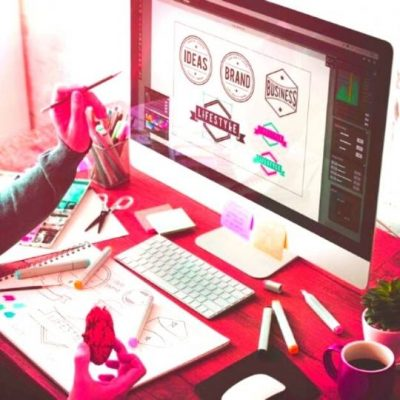 Diseño de logo a medida - MarketingSolución