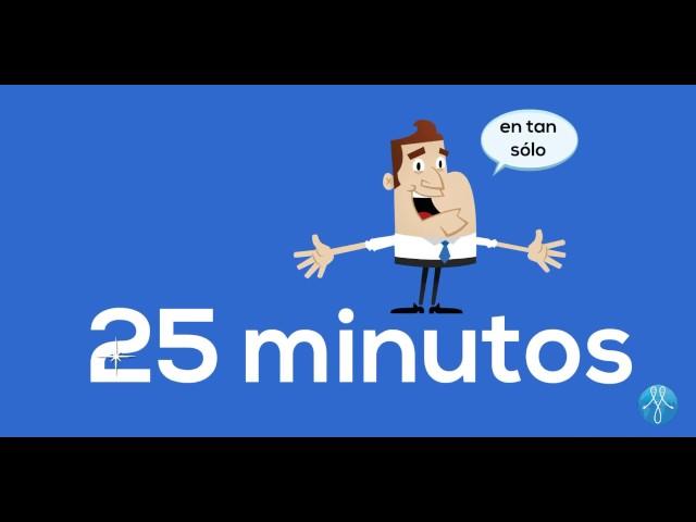 25 minutos clases online