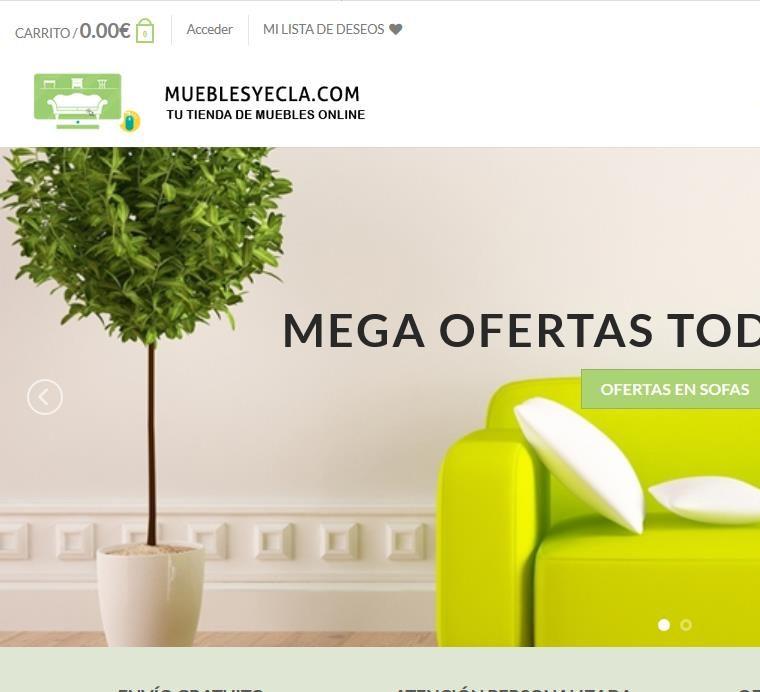 muebles yecla