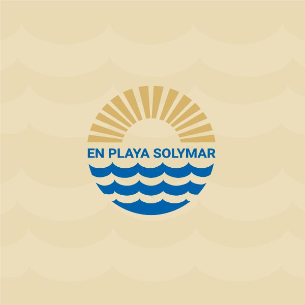 Portafolio logo en playa solymar