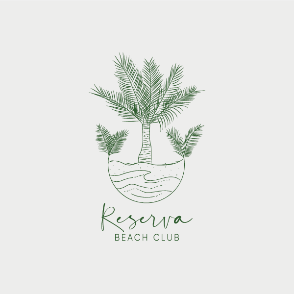 Portafolio logo reserva beach club