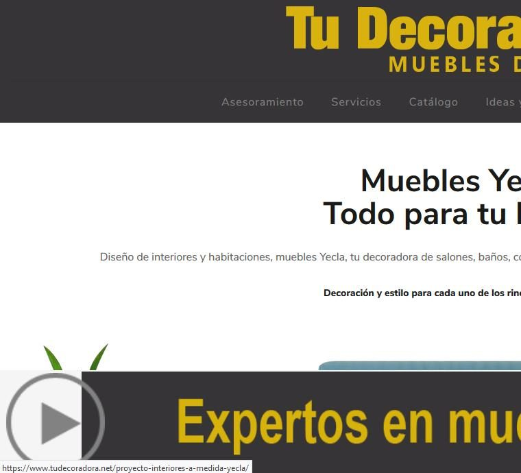 tu decoradora web principal