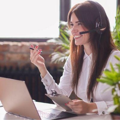 secretaria virtual recepcionista llamadas