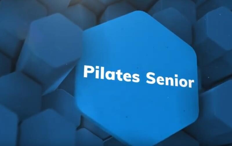 Vídeo infoanuncio Pilates Senior